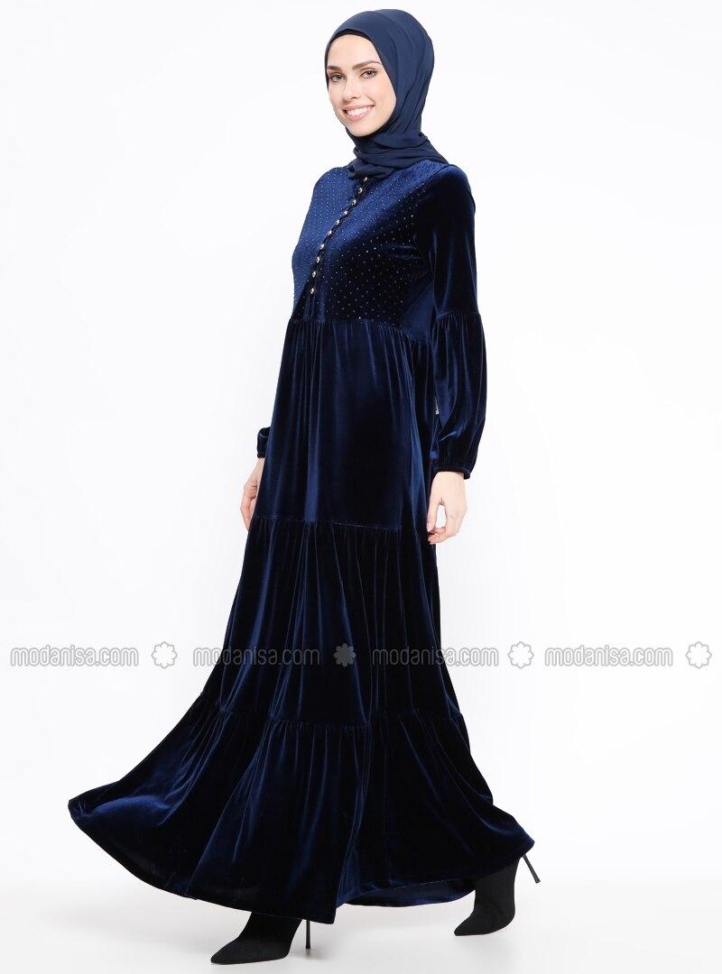 Navy Blue Dresses
