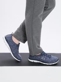 Spor Ayakkabbı - Lacivert - Skechers