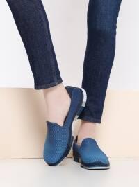Spor Ayakkabı - Lacivert - Skechers
