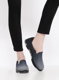 Spor Ayakkabı - Siyah - Skechers