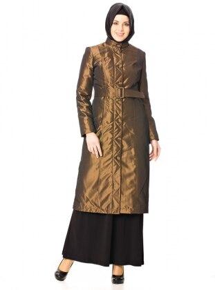 Brown - Topcoat