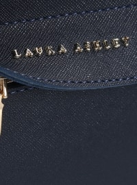 Navy Blue - Satchel - Bag
