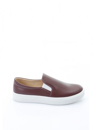 ayakkabı - bordo - b.f.g polo style