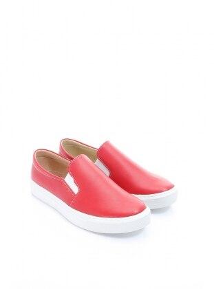 ayakkabı - kırmızı - b.f.g polo style