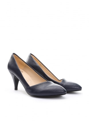 ayakkabı - lacivert cilt - b.f.g polo style