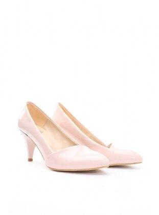 ayakkabı - pudra rugan - b.f.g polo style