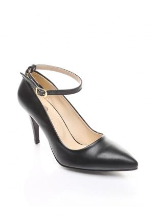 ayakkabı - siyah cilt - b.f.g polo style