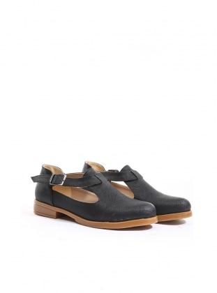 ayakkabı - siyah laser - b.f.g polo style