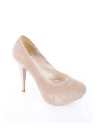 ayakkabı - ten süet - b.f.g polo style