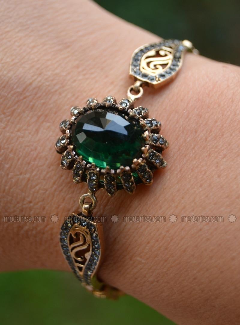 Green - Bracelet