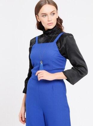 Kolsuz Tulum - Saks - Fashion Light