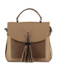 Çanta - Vizon - Housebags
