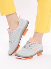 Spor Ayakkabı - Gri - Pierre Cardin