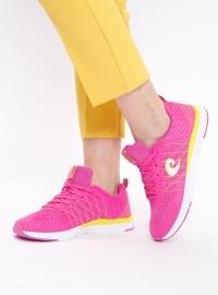 Spor Ayakkabı - Fuşya - Pierre Cardin