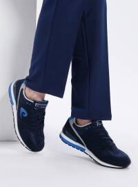Spor Ayakkabı - Mavi - Pierre Cardin