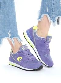 Spor Ayakkabı - Mor - Pierre Cardin
