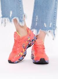 Spor Ayakkabı - Turuncu - Pierre Cardin