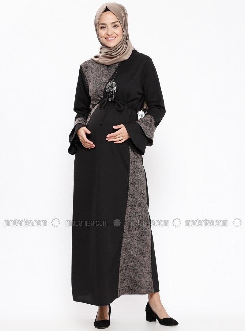 Gray polo neck unlined maternity dress havva ana black gray polo neck unlined maternity dress havva ana ombrellifo Images