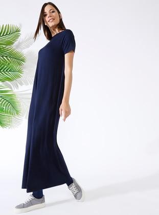 097f6ee05e396 Everyday Basic Tesettür Elbise Modelleri ve Fiyatları - Modanisa.com