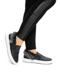 Spor Ayakkabı - Siyah - Sitill