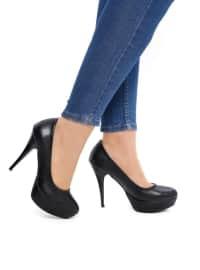 Topuklu Ayakkabı - Siyah - Sitill