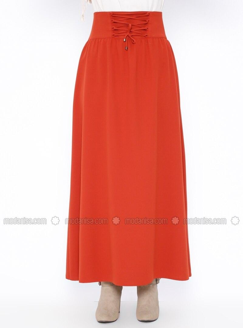 How to orange wear skirt best photo