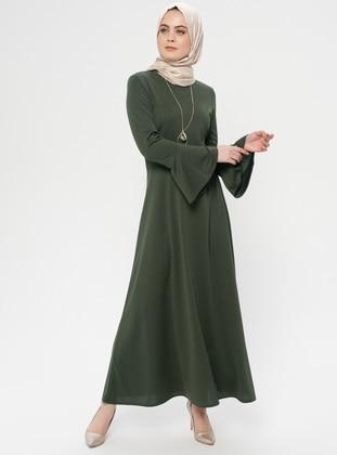 bf567d840edf8 Hijab Dresses & Long Dresses | Modanisa