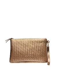Clutch Çanta - Gold - Benny Louise