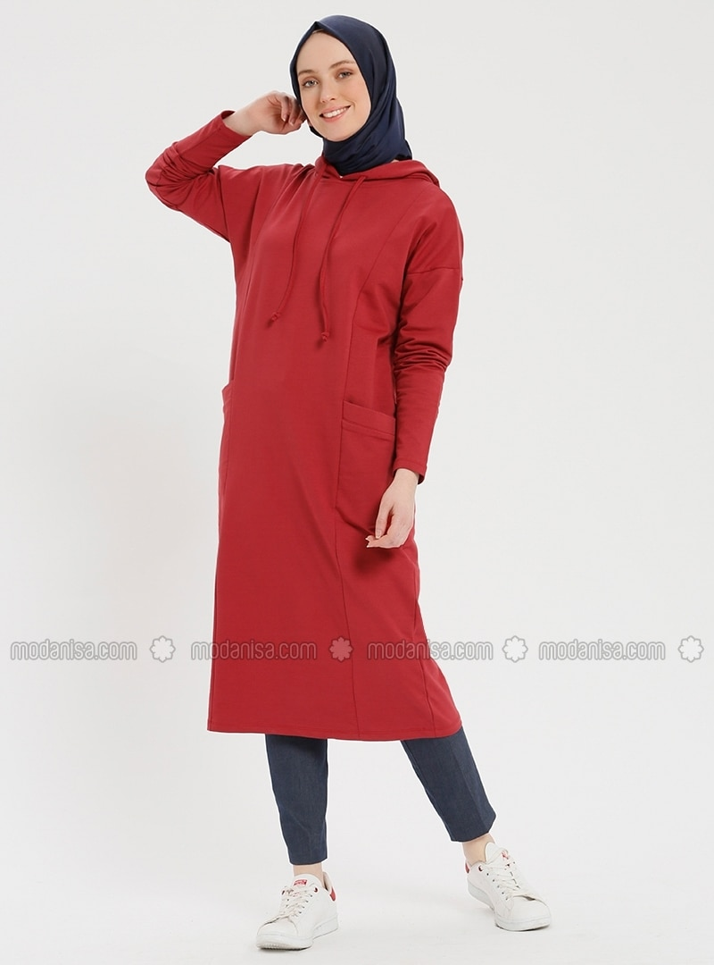 Red - Tunic