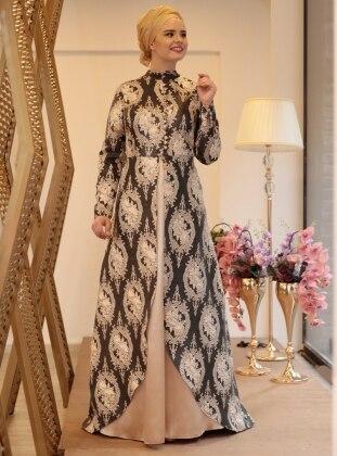 Maxi dress for wedding for muslimah swimwear