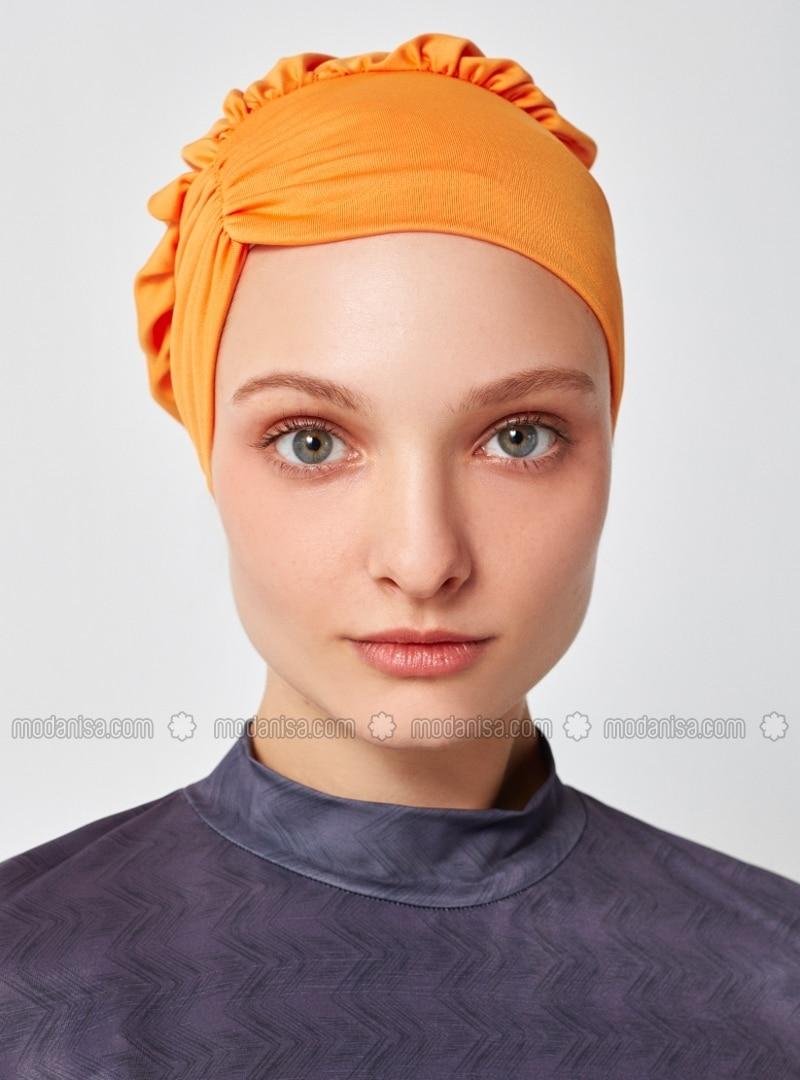 Orange - Sea Cap