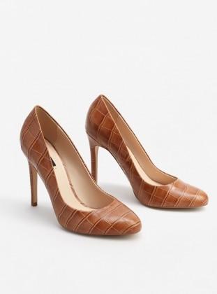 Ayakkabı - Taba - Mango Ürün Resmi