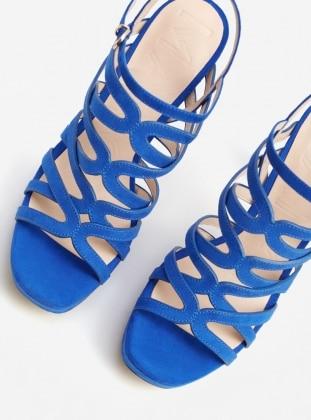 Blue - Sandal