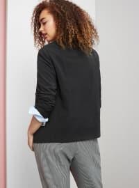 Shawl Collar - Fully Lined - Black - Jacket