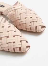 Ayakkabı - Pembe - Mango
