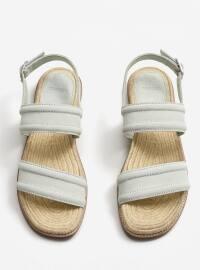 Sandalet - Yeşil - Mango