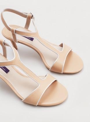 Sandalet - Ten - Violeta by Mango Ürün Resmi