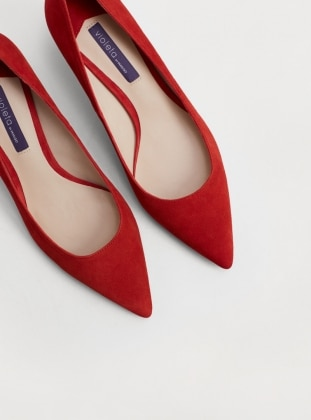 Babet - Kırmızı - Violeta by Mango Ürün Resmi