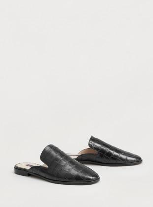 Black - Sandal - Casual - Shoes