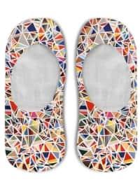 Ogobongo Babet Çorap - Karışık Renkli - Ogobongo