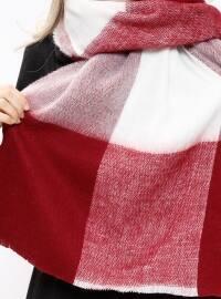 Acrylic - Multi - Printed - Shawl Wrap