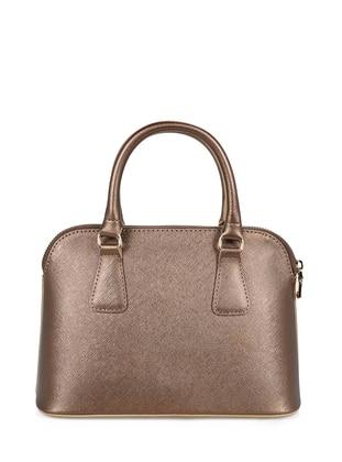Brown - Satchel - Crossbody - Bag