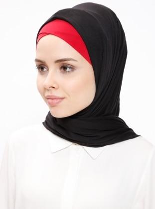 Red - Simple - Bonnet