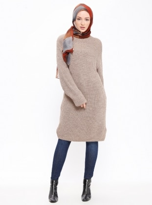 Minc - Polo neck - Tunic