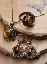 Brown - Accessories Set