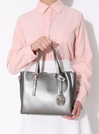 Satchel - Gray - Crossbody - Bag