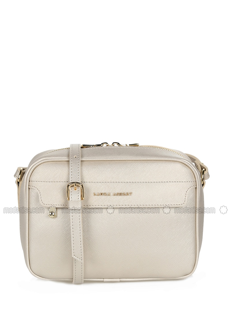 Gold - Crossbody - Bag