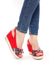 Ayakkabı - Kırmızı - Pierre Cardin