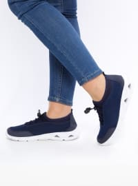 Ayakkabı - Lacivert - Kanye