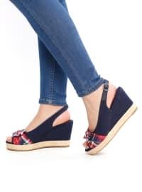 Ayakkabı - Lacivert - Pierre Cardin